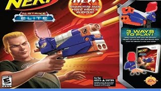 NERF N-Strike Elite for the Nintendo Wii review