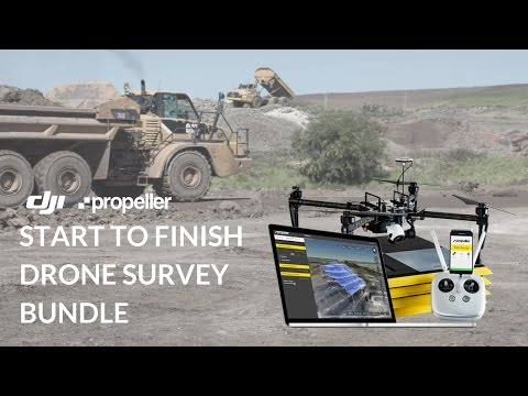 Start to Finish Drone Survey Bundle