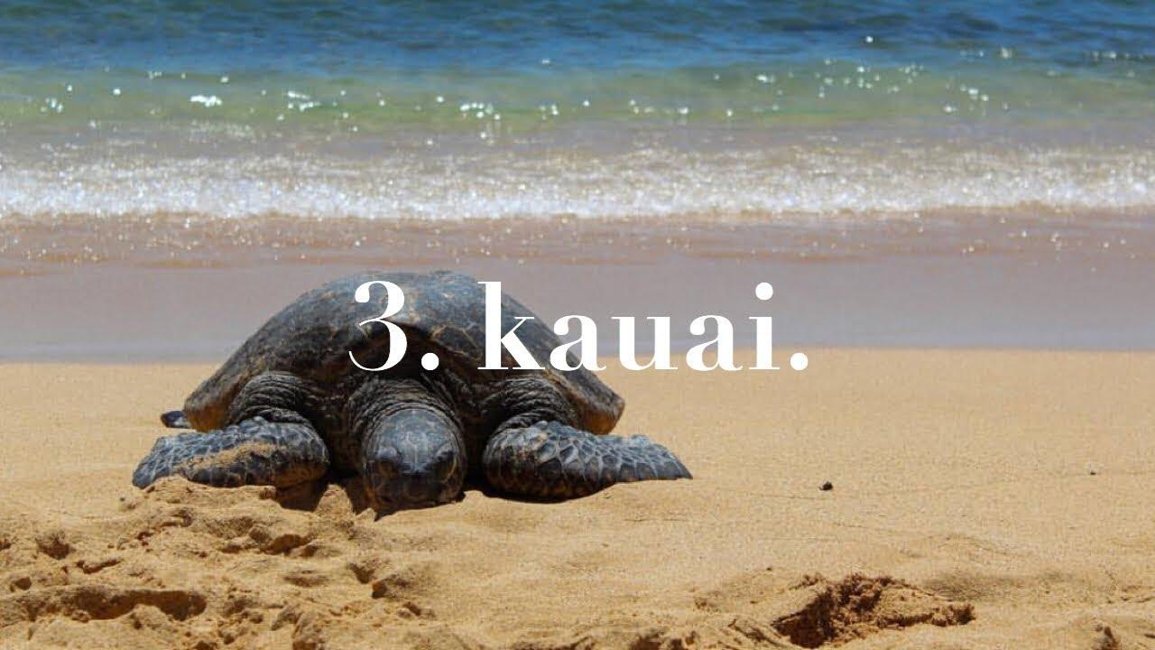 3. kauai
