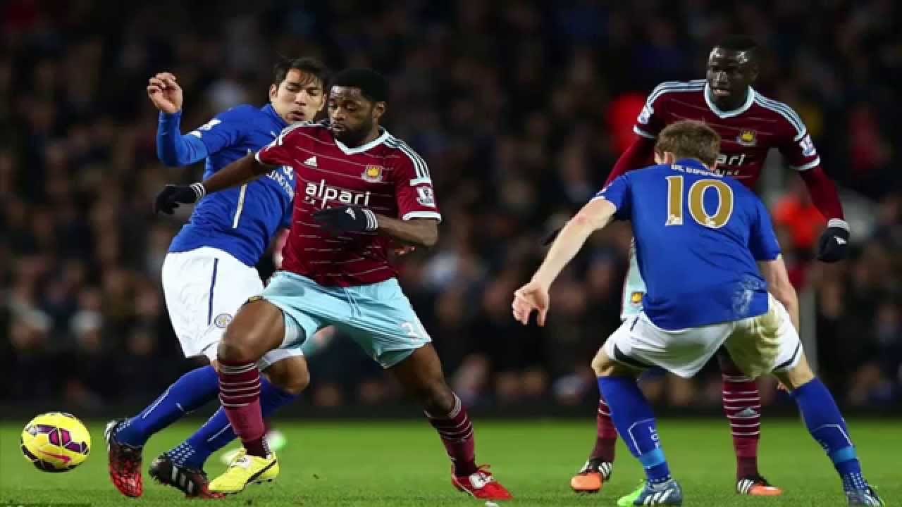 leicester city vs west ham - photo #1