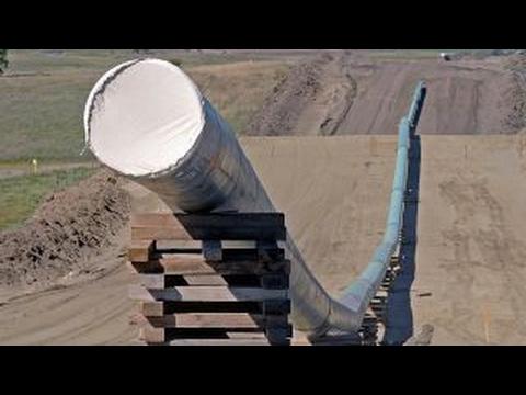 Dakota Access Pipeline gets green light