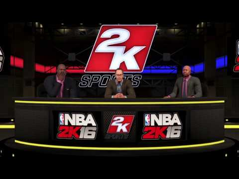NBA 2K16 my player live stream grinding all night