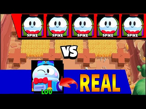NEW *LOU* Real vs Fake | Top 50 Funniest Fails in Brawl Stars #19
