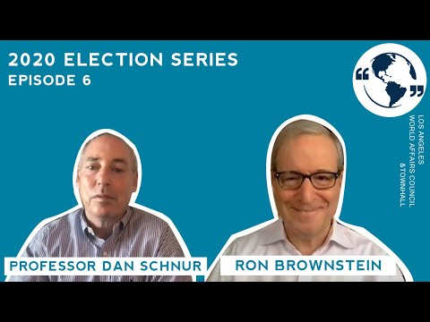Who Will Decide the Presidential Election? with Ron Brownstein & Dan Schnur