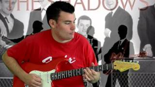 Foot Tapper - The Shadows cover by Steve Reynolds