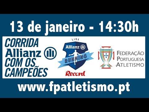 Campeonato Nacional de Estrada - Corrida Allianz com os Campeões