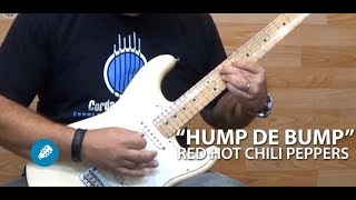 Hump de Bump (Red Hot Chili Peppers) - Guitar Cover - Prof. FAROFA