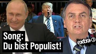 Song: Du bist Populist!