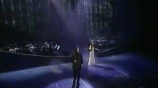 There for me-Sara Brightman and Josh Groban with lyrics