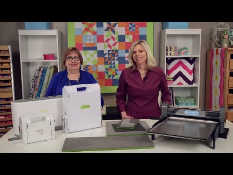 Which AccuQuilt Fabric Cutter is Right For You?