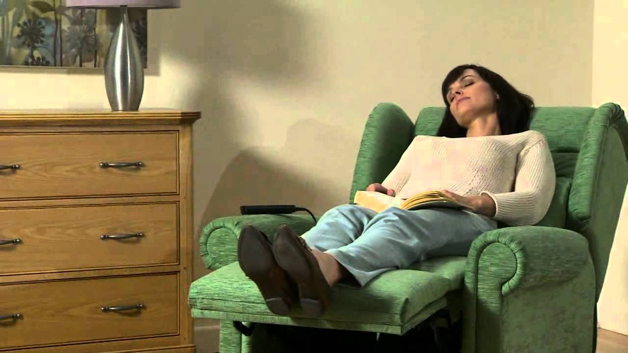 British Mobility Chairs Ergonomic Chair Office Simply Hand Built Riser Recliner Youtube