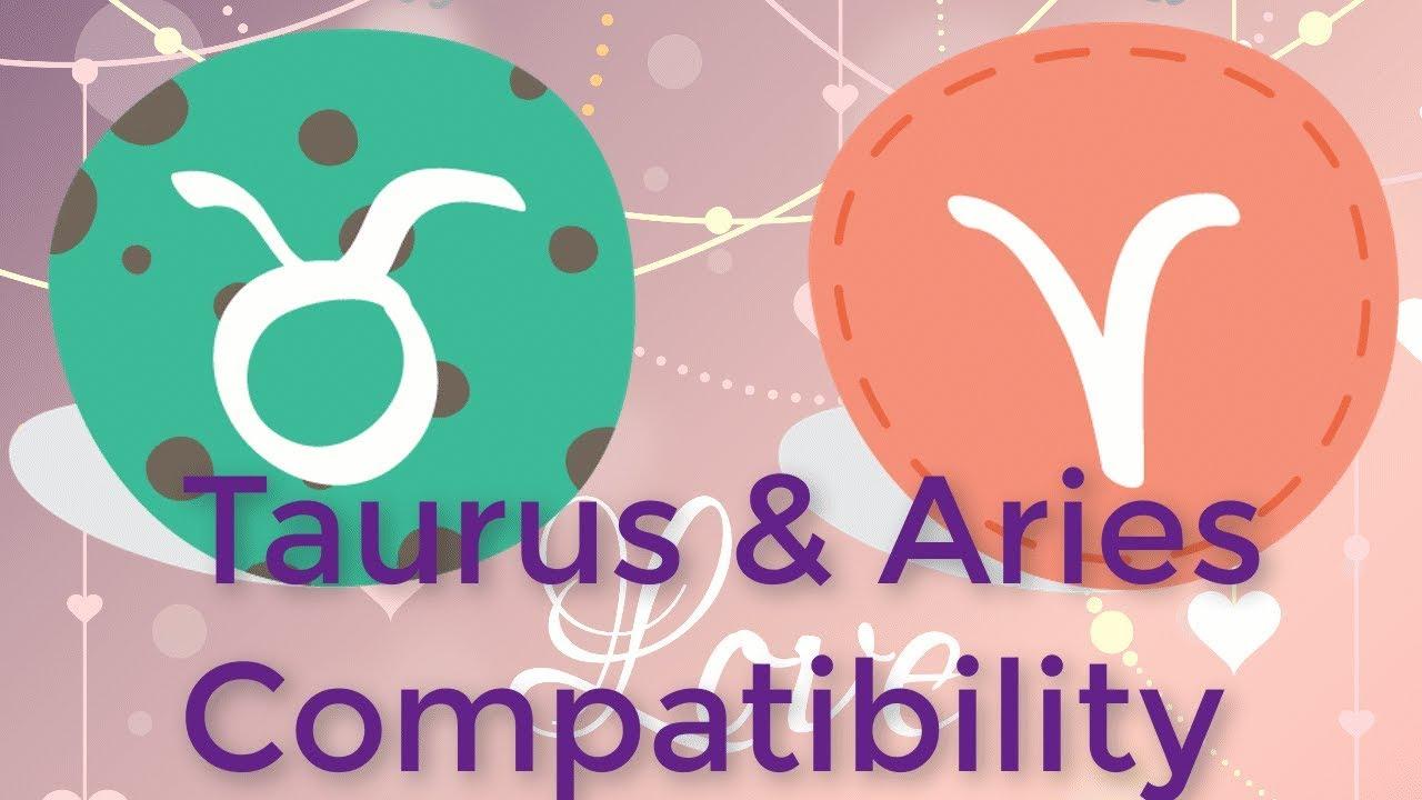 Taurus and Aries Love Compatibility - Zodiac Sign Compatible - ZodiacSignHD  [HD]
