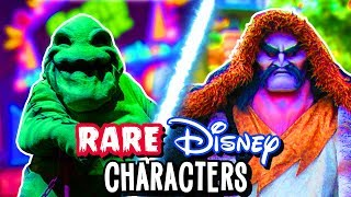Top 10 Rare Disney Characters at Oogie Boogie Bash