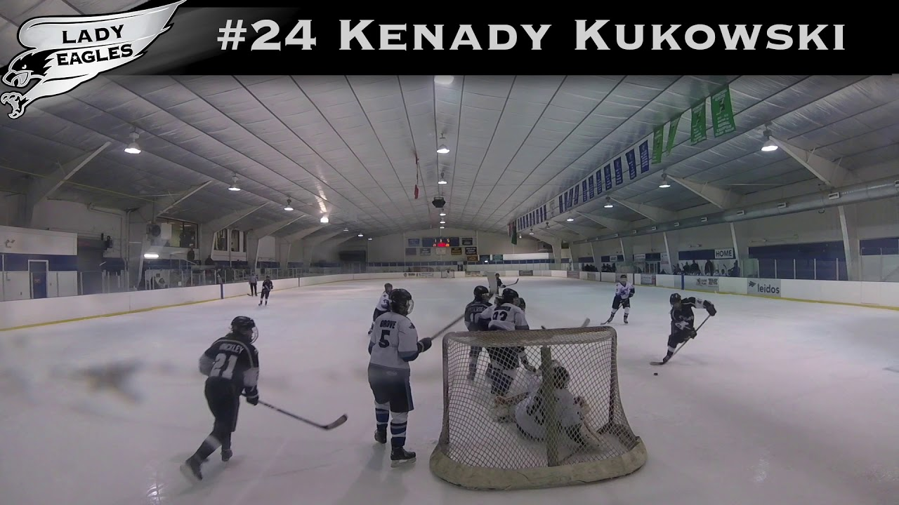 24 Kenady Kukowski — Carolina Lady Eagles