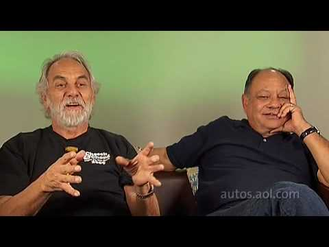 Cheech & Chong Interview, AOL Autos