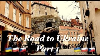 The Road to Ukraine - Part 1: Czech Republic & Poland