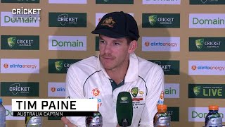 Paine delight at top order, sends message to Kohli
