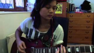 Ultraviolet - Stiff Dylans (Guitar Cover)