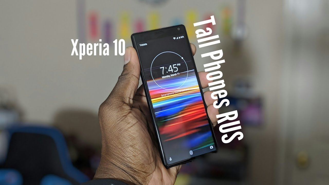 Sony Xperia 10 | Unboxing & First Impressions