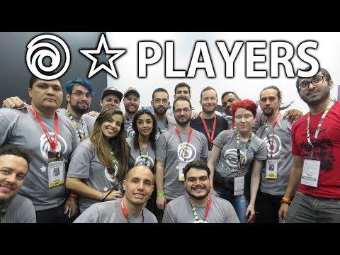 Ubisoft Star Players na BGS 2017 - AC Origins, Pessoas Incríveis e Tratamento VIP!