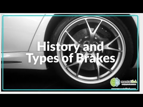 Learn About the History and Types of Automobile Brakes
