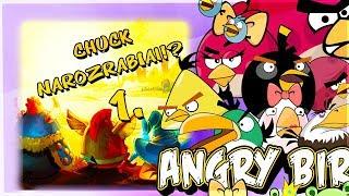 CHUCK NAROZRABIAŁ!? | ANGRY BIRDS EPIC GAMEPLAY