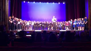 Wilsonville High School Soul'd Out. Choir direction by Annie Kubits...