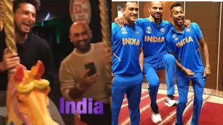 Watch Indian Players In England Enjoying