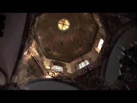 Antigua Basílica de Guadalupe (1709) México