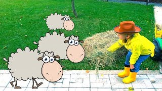 Сеня хочет быть Фермером и Кормить Животных