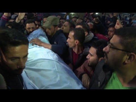 Morre jornalista palestino ferido em Gaza