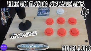 Como Hacer un Tablero Arcade USB