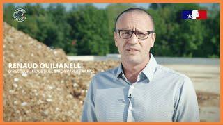 Chaufferie biomasse à la papeterie de Venizel, Groupe SAICA (02)