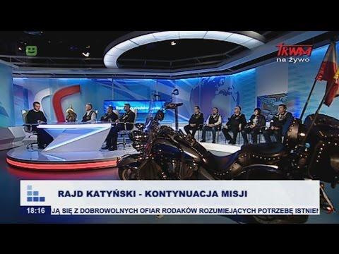 Rozmowy niedokończone: Rajd Katyński – kontynuacja misji