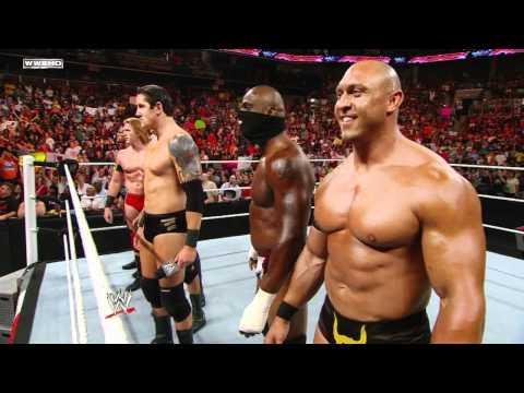 The Nexus casts out Daniel Bryan