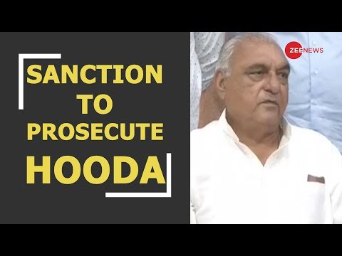 Breaking: Haryana Governor gives sanction to prosecute former CM Bhupinder Singh Hooda in AJL case