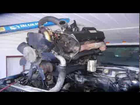 1990 f150 engine removal