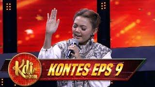 Aksi Medley [NAIK NAIK KE PUNCAK GUNUNG] Oleh Host, Master Dan Juri- Kontes KDI Eps 9 (16/8)