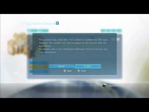 PlayStation Plus Walkthrough