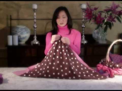 Bojagi: The Lotus Wrap