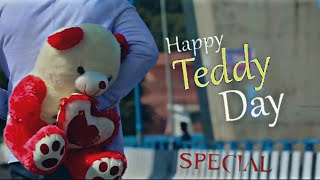 Happy teddy day| 10 february whatsapp status 30 seconds must watch lovers special 🌹💑