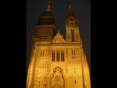 The Bells of Zagreb Cathedral, Croatia.