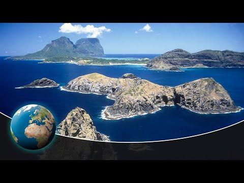 Lord Howe Island - Garden of Eden between Australia and New Zealand