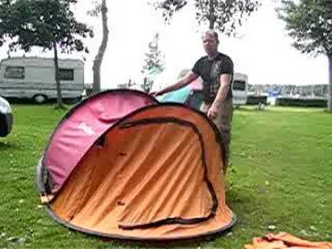 Tent Opvouwen Youtube