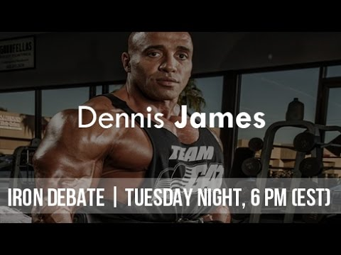 Iron Debate - Aceto/Palumbo/James! 6/9/15