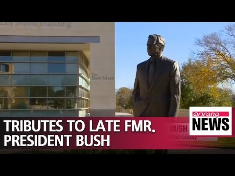 State funeral for George H.W. Bush to be held on Wednesday