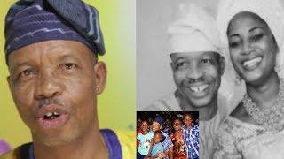 WATCH Yoruba Actor Afeez Oyetoro AKA Saka His Wife Kids And 10 Things You Never Knew