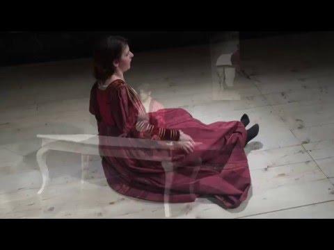 """""""Peccato fosse puttana"""" al teatro studio """"Eleonora Duse"""" di Roma - servizio di Davide A. Bellalba"""