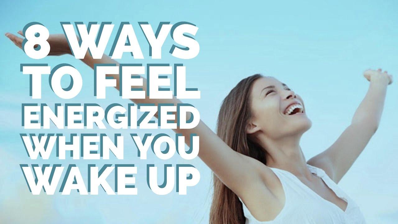 8 Ways To Wake Up Happy