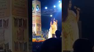 Shreya Ghoshal live performance at kanchan utsav 2018